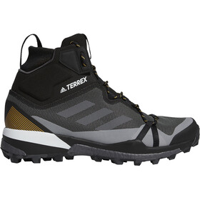adidas TERREX Skychaser LT Mid GTX Scarpe Da Trekking Uomo, grey six/core black/solid gold